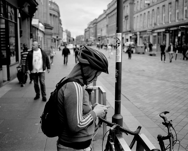 Sorting Out His Music - Newcastle