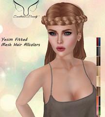 -Sentinus-Fitted Mesh Yesim Hair Allcolors
