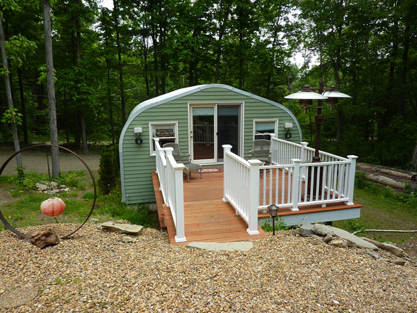 Steel Shed Man Cave : Steel man cave deck flickr photo sharing