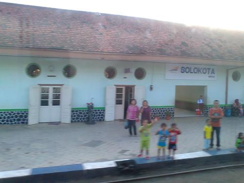 Stasiun Solokota