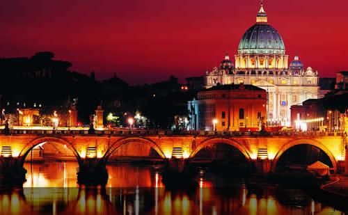 Ferragosto-Roma