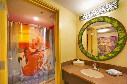 Inside The Lion King Wing And Rooms Of Disney's Art Of