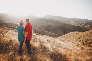 Boise Morning Engagement