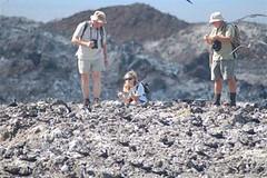 Surveying at Mars Bay