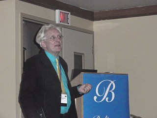 Steven Pemberton at Balisage 2012