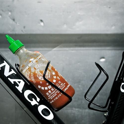 Nago and Sriracha