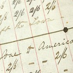 Register of members (detail), 1867-1871