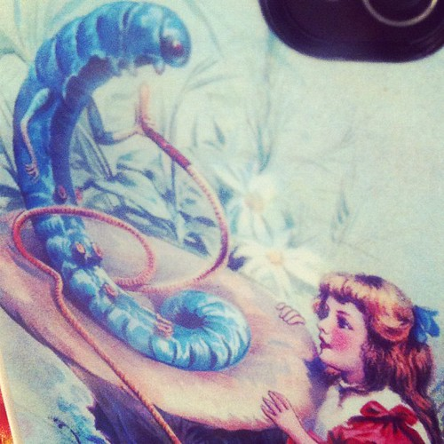 Alice & The Caterpillar