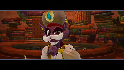 Sly Cooper: Thieves in Time - Salim