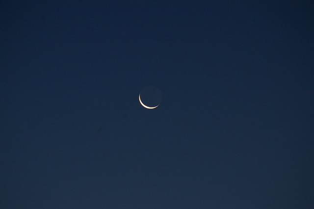 Waning Moon ~ 15 Aug 2012