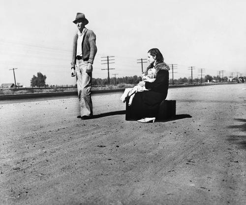 Dorothea Lange - 1935
