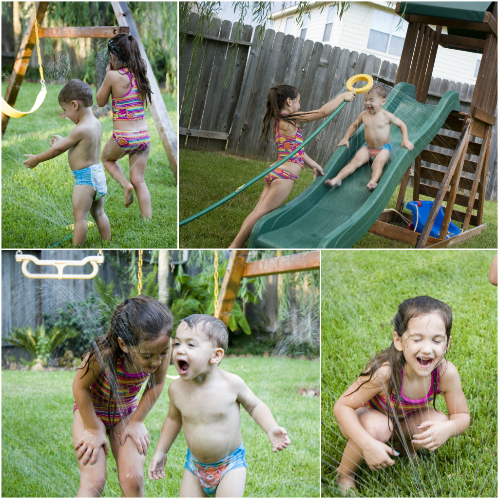 Sprinkler Collage