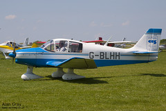 G-BLHH CENTRE-EST DR.315 PETIT PRINCE 324 120527 - AeroExpo-Sywell - Alan Gray -IMG_0189