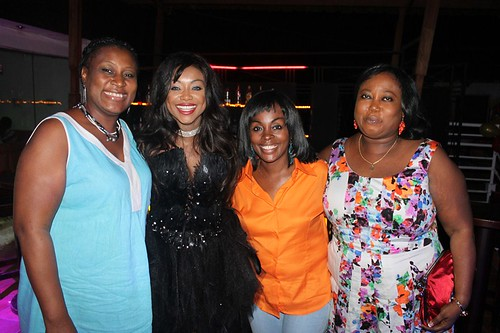 7807966512 af1d41b88f Photos: Stephanie Benson celebrates birthday with the stars