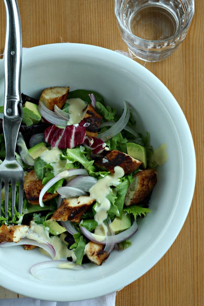 chicken avocado salad2-fl