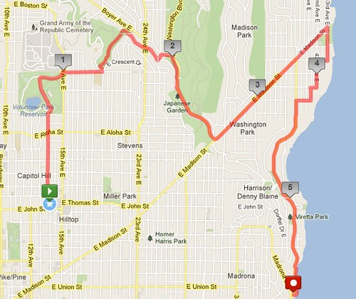 Today's awesome walk, 5.63 miles in 1:52 by christopher575