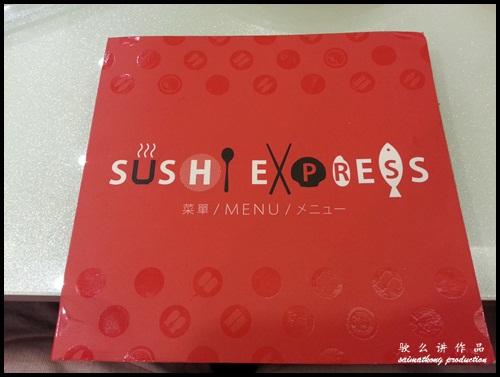 Sushi Express 爭鮮迴轉壽司, TWD30 (RM3) per plate only! @ Taiwan