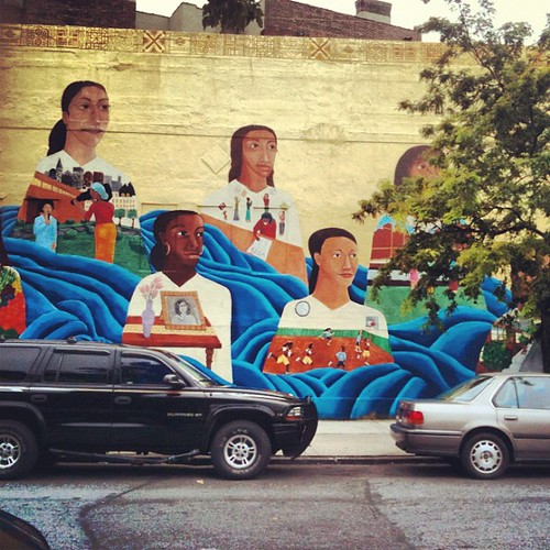 Brooklyn murales by la casa a pois