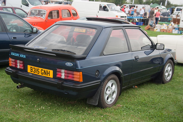 1985 ford escort xr3i flickr photo sharing. Black Bedroom Furniture Sets. Home Design Ideas