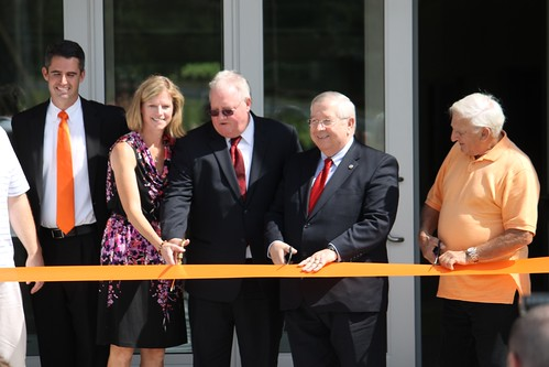 Uxbridge High School Ribbon-Cutting