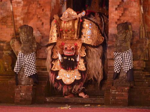 Bali- Ubud-Spectacle de danse (3)