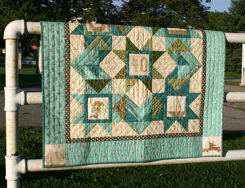 40th anniversary quilt 1