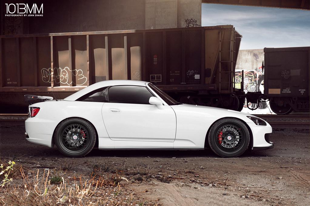 Dual Mugen x CR Honda S2000