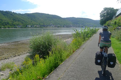 bicycle touring germany