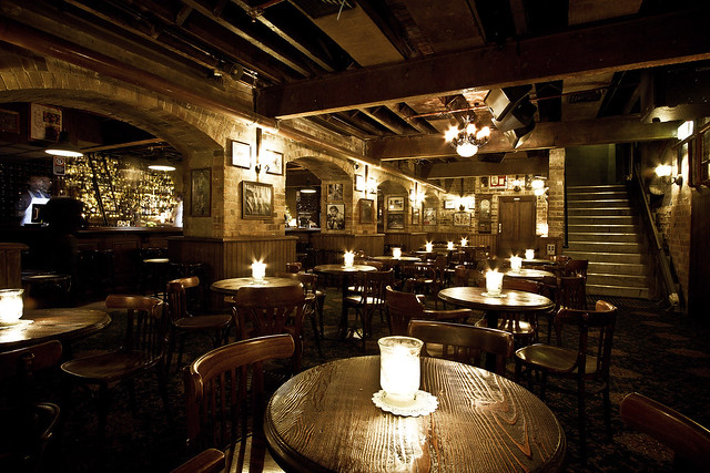 The Baxter Inn Whiskey Bar, Sydney