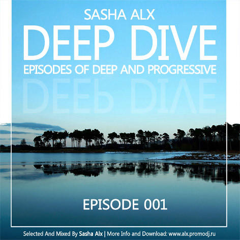 Deep Dive. Episode 001 (cover-art)