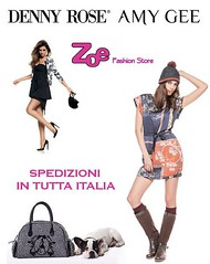 Zoe Banner pubblicitario 2