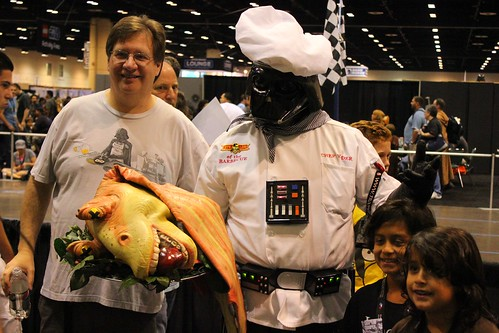Darth Chef - Star Wars Celebration VI