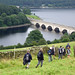 Small photo of Dropping Down To Ashopton Viaduct