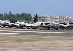 San Juan, Puerto Rico - Luis Munoz Marin International Airport (SJU) Corrosion Corner