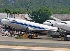 Tol-Air Services DC-3 (N783T)