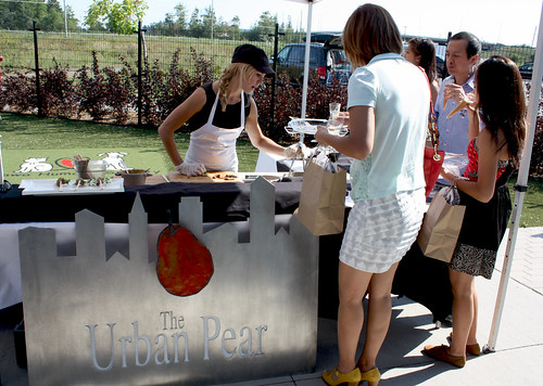 Urban Pear at Summer Harvest Garden Party 2012