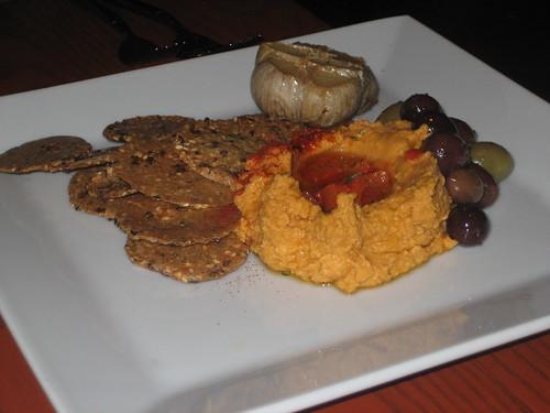 IMG_5593 Candle 79 Hummus Plate
