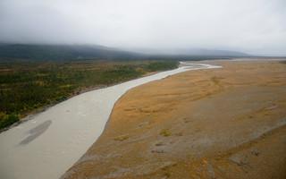 the delta river
