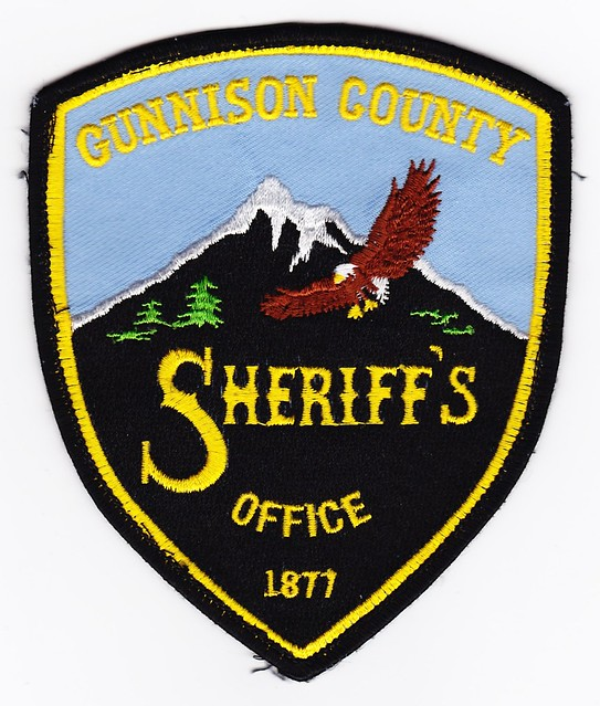 Gunnison county police scanner