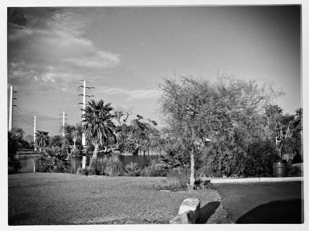 Papago Park at Sunset, 2005