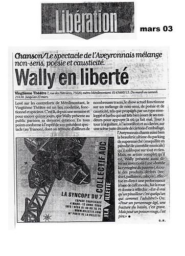 Libération - MAR03