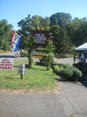 Old Cider Mill Glastonbury Connecticut