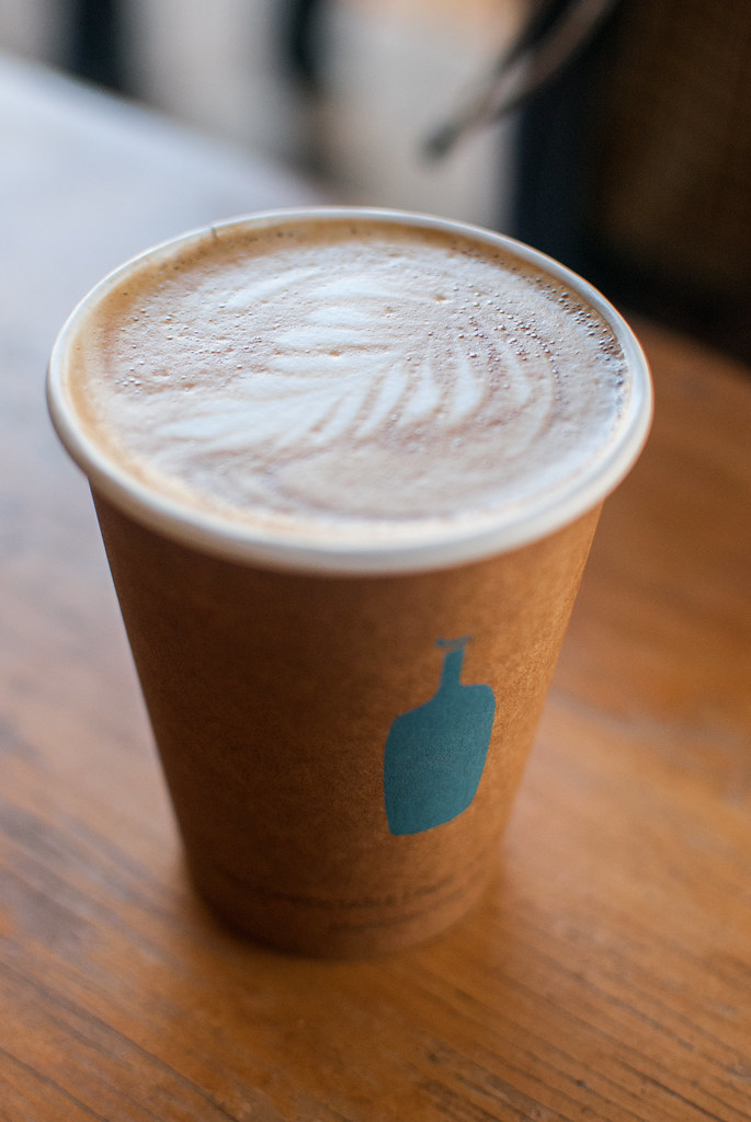 Afternoons with Blue Bottle