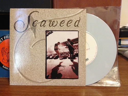 "Seaweed - Go Your Own Way 7"" - Grey Vinyl by Tim PopKid"
