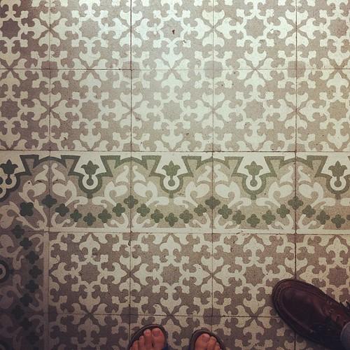 #mosaicohidráulico #santiagodecompostela