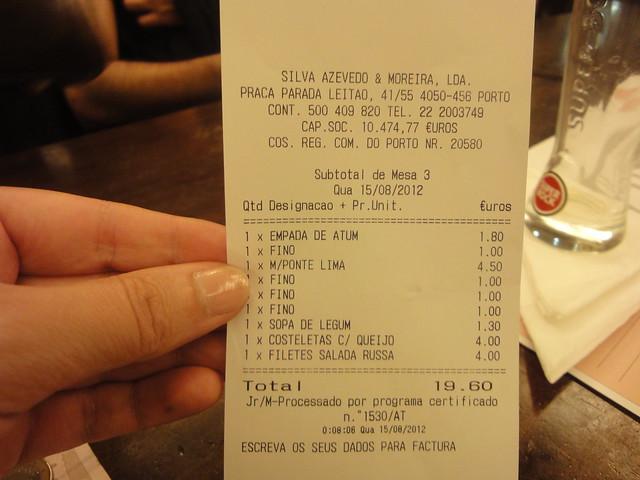 Onde comer no Porto
