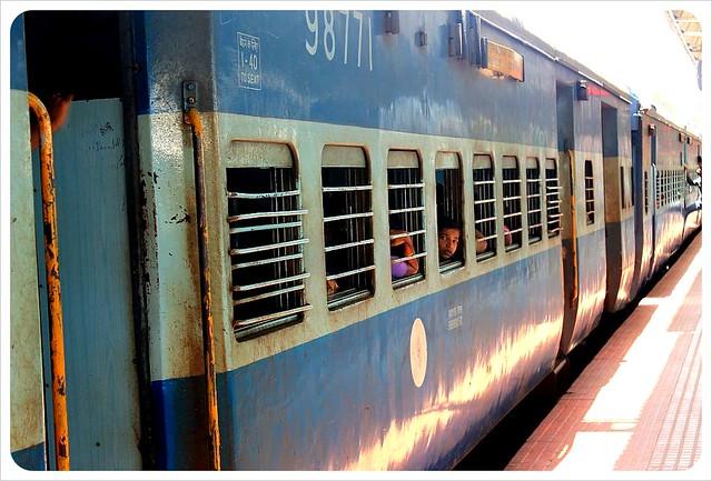 india train trivandrum