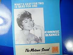 Connie Haines: From Big Bands to Motown, Hitsville U.S.A
