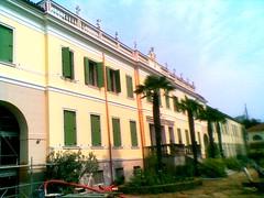 Facciata di Villa Boldù-Grimani