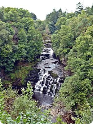 New Lanark September 2012